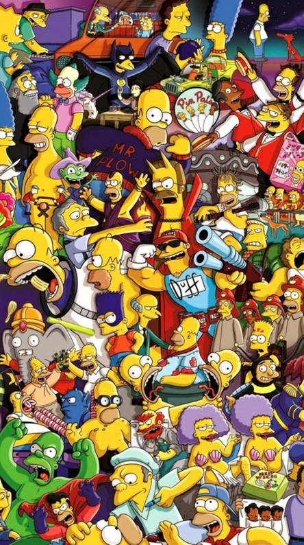 the simpsons crazy