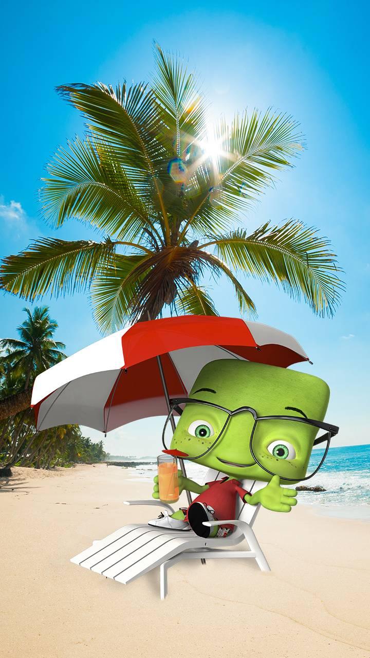 Kodi na plazi