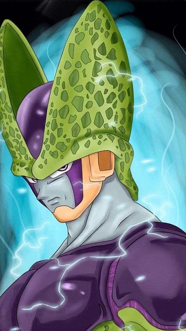 Cell Dragon Ball Z