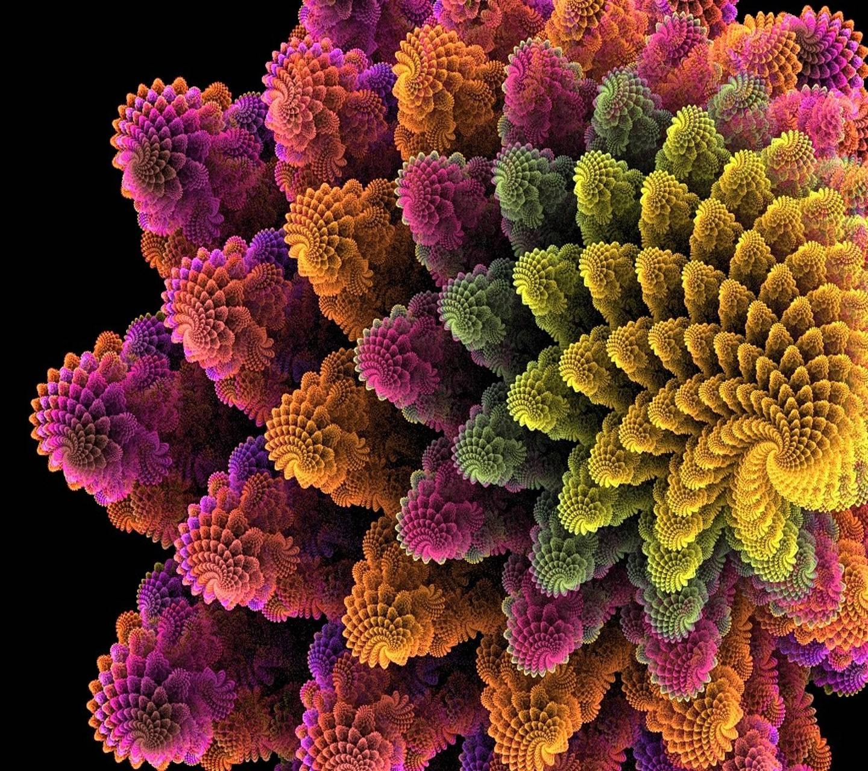 Fractal Spiral Flo