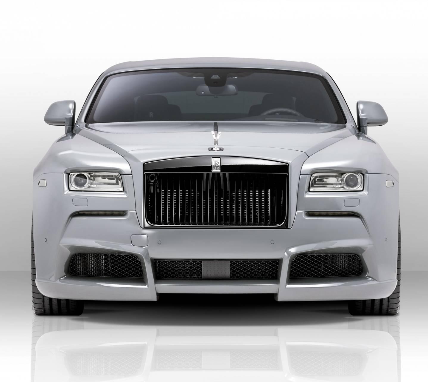 Tuned Rolls Royce