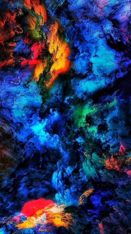 Colourful thoughts