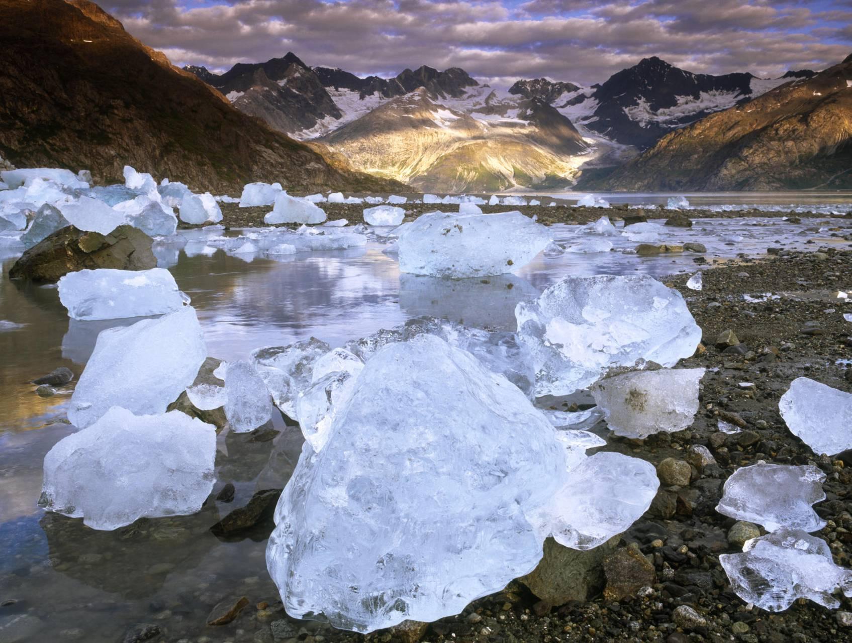 Glacier Remains