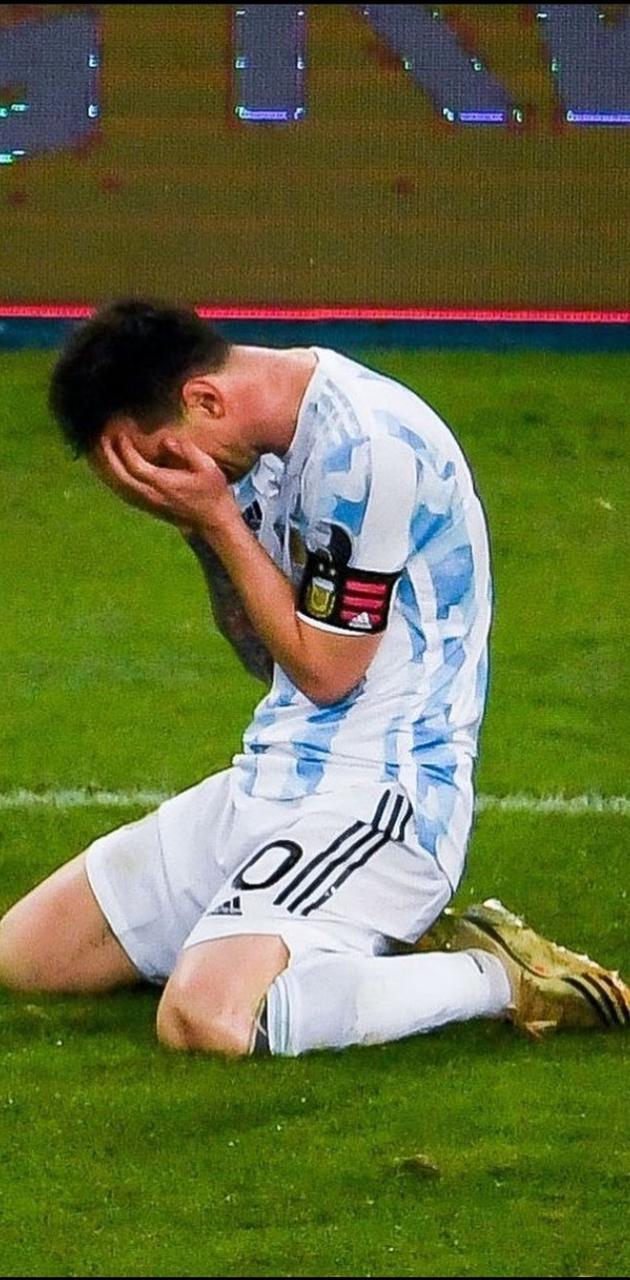Messi CopaAmerica2021