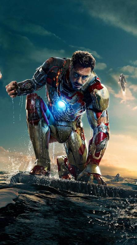 Iron Man 4k Ringtones And Wallpapers Free By Zedge
