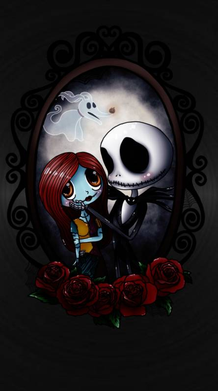 Nightmare. Jack skellington