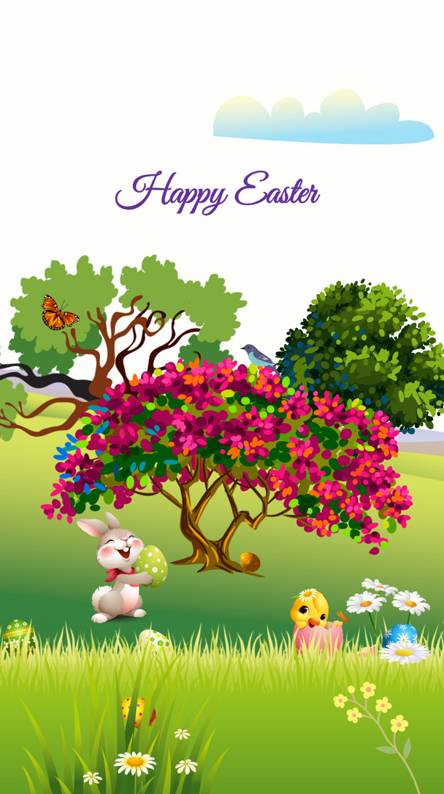 Easter is Here