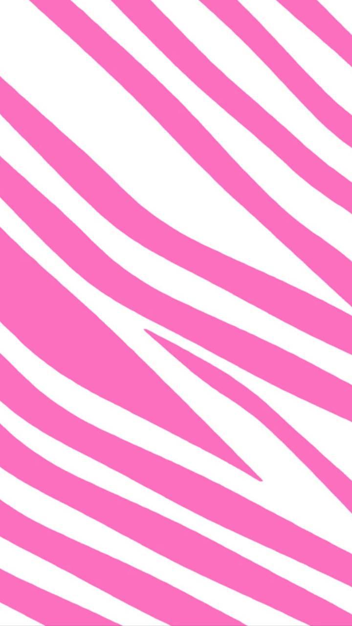 White pink stripes