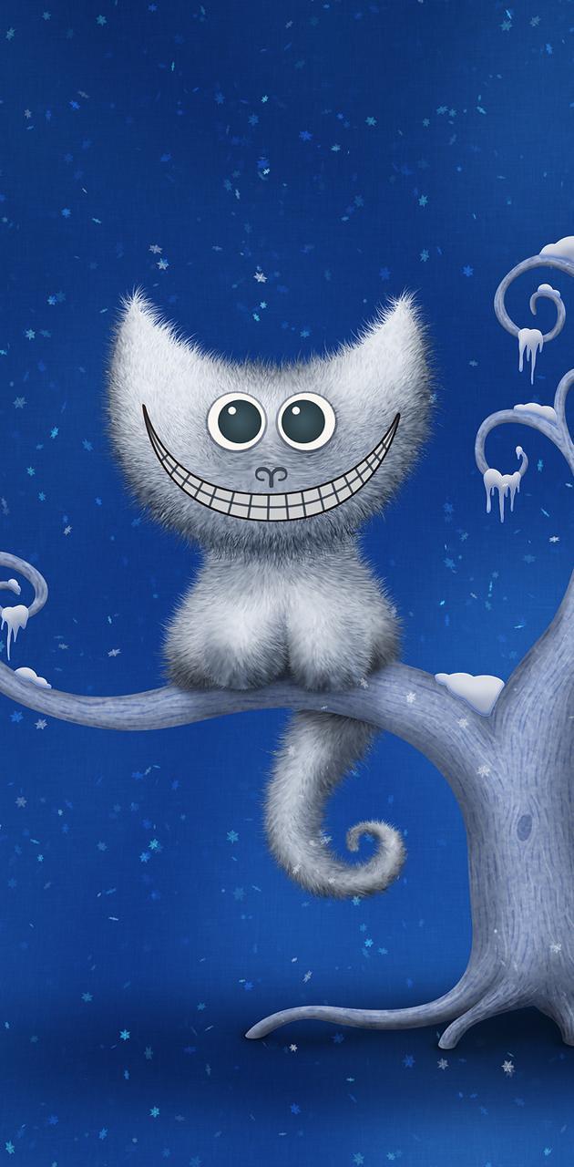 A Cheshire Kitten
