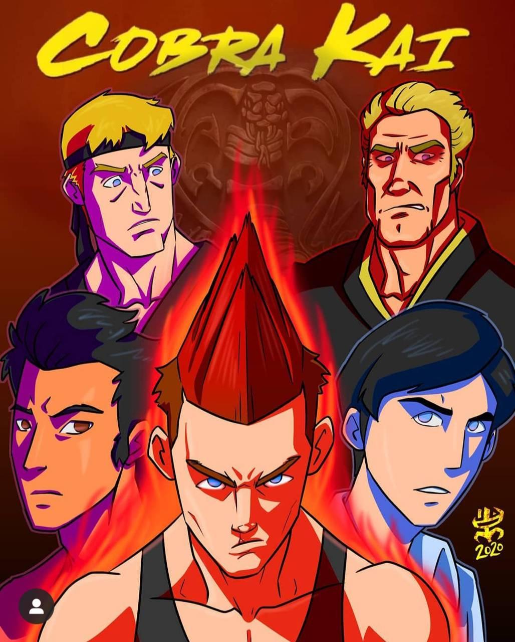 Cobra kai wallpaper by Pepitomastino - 9a - Free on ZEDGE™