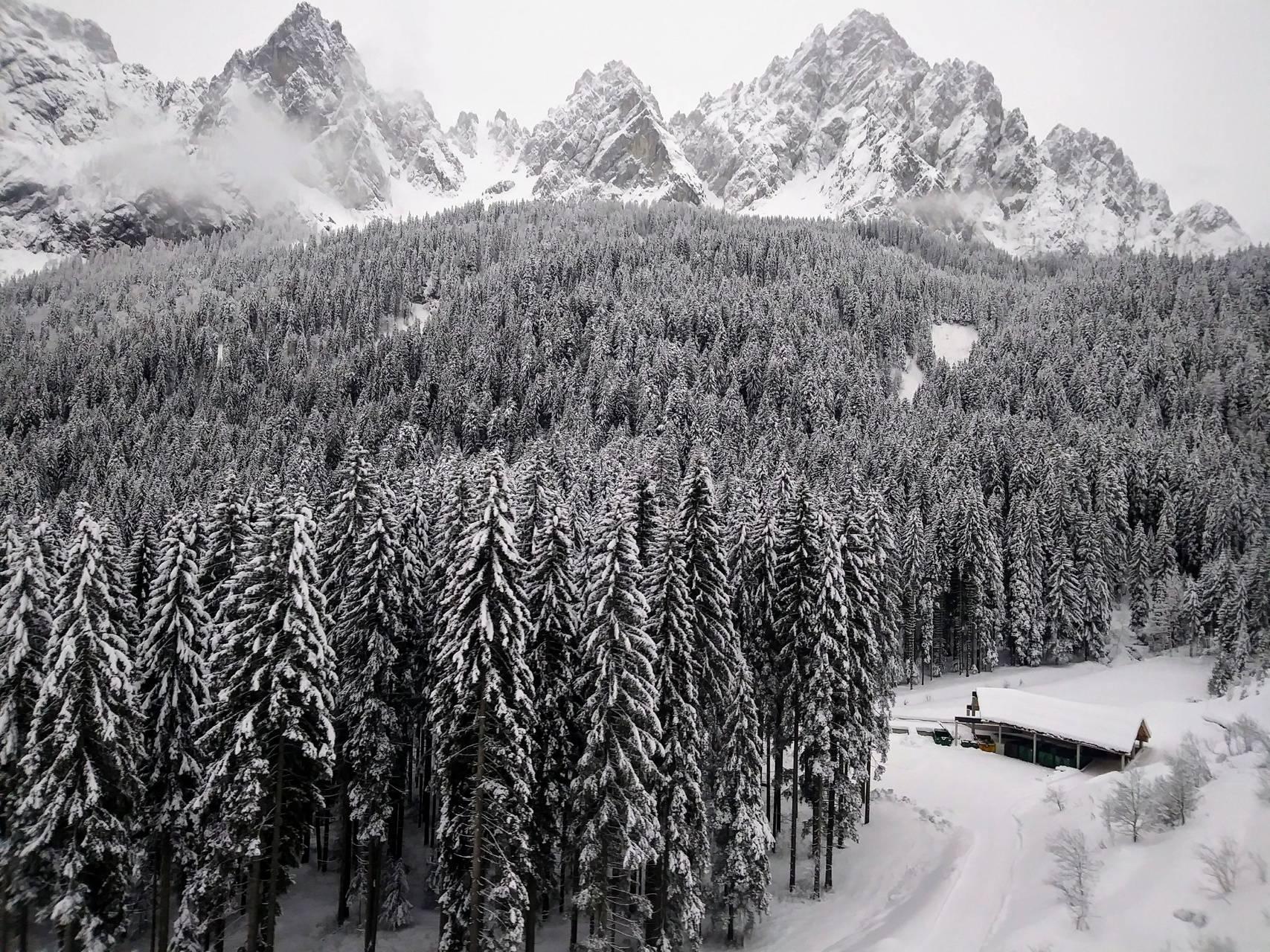 Veneto mountains