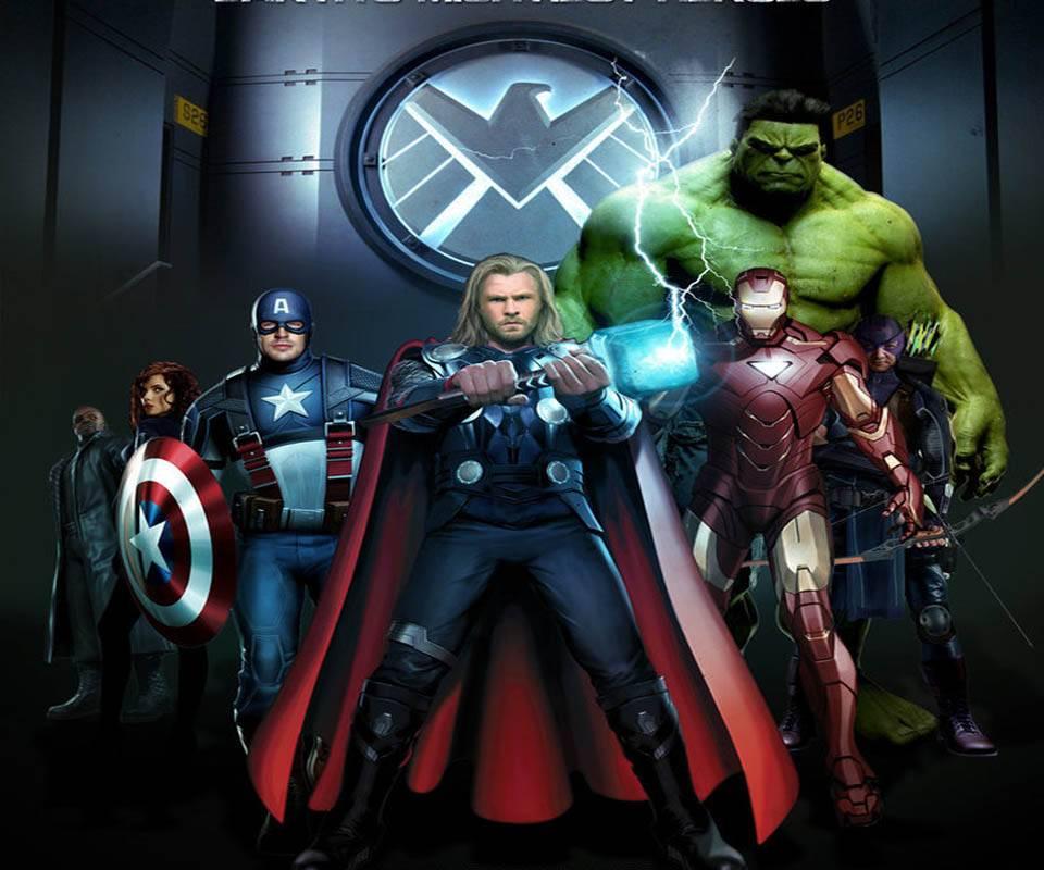 Avengers All