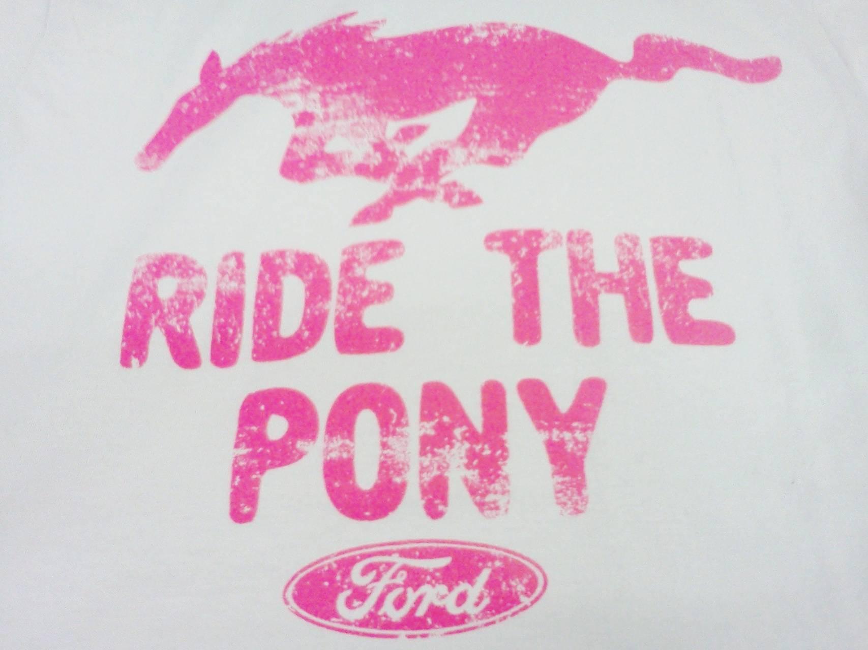 Ride The Pony