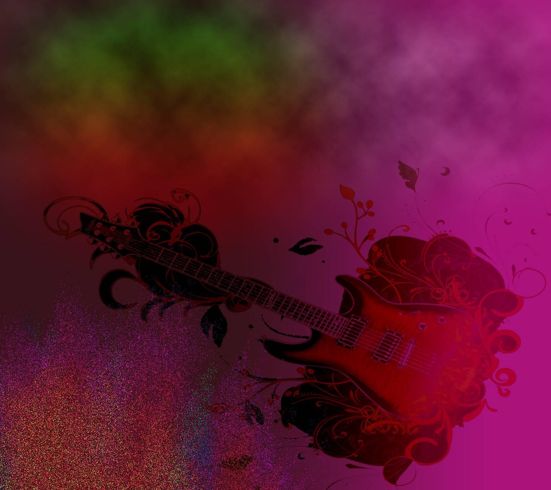 Funky Music Graphics