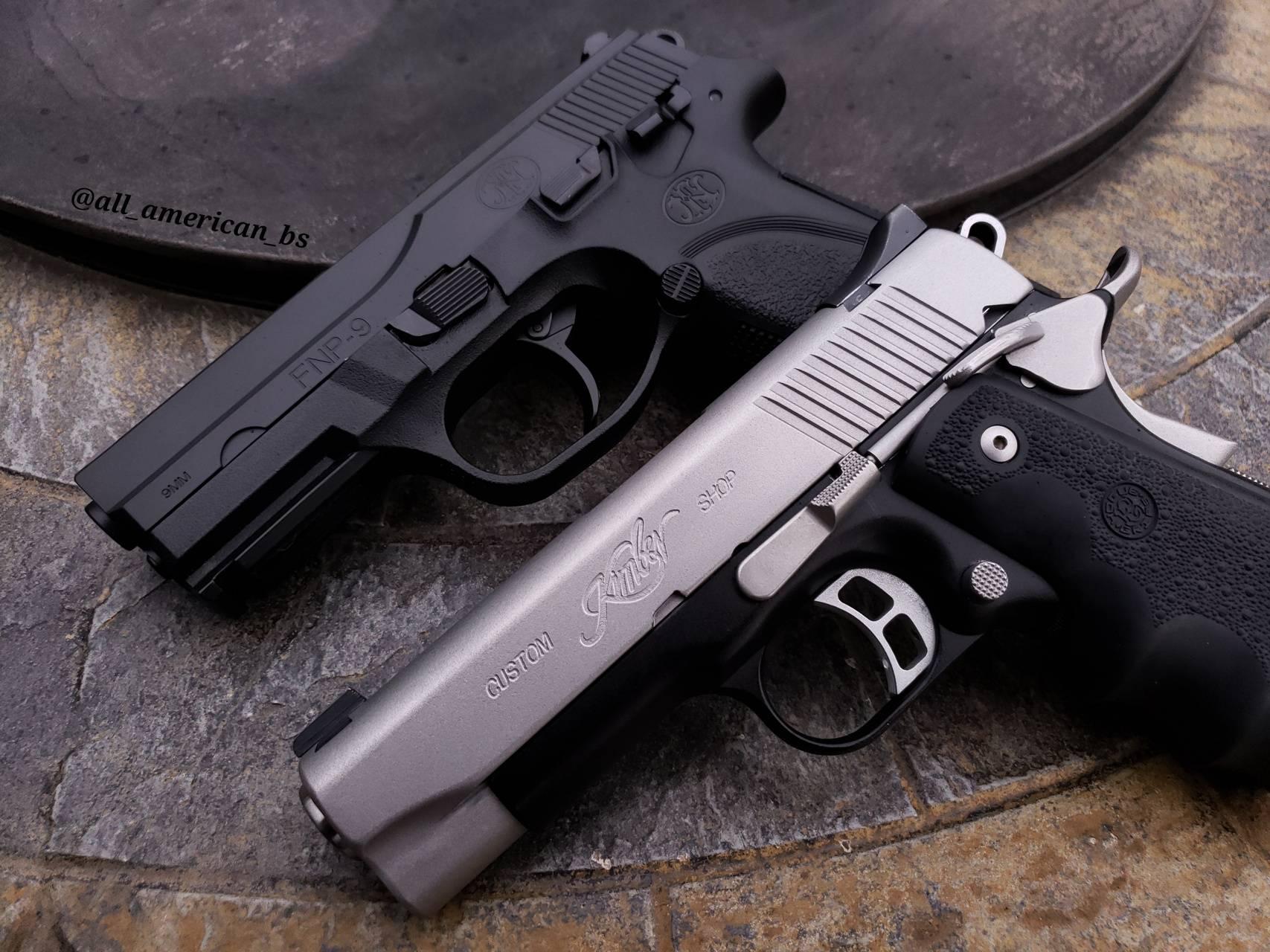 Kimber FN guns