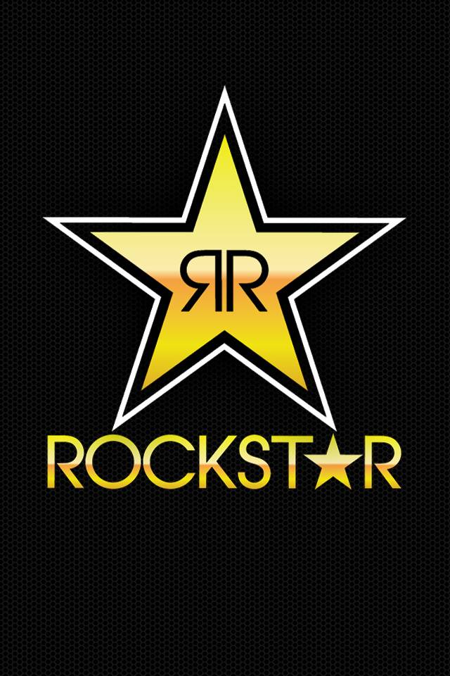 rockstar logo wallpaper by djbattery2012 65 free on zedge