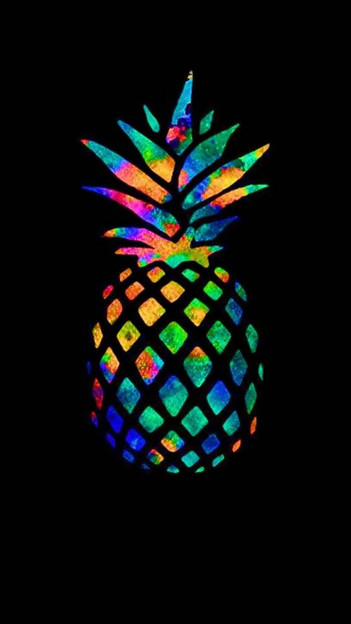 Pineapple colours
