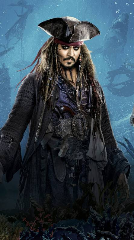 Pirates Of The Caribbean Hd Wallpaper