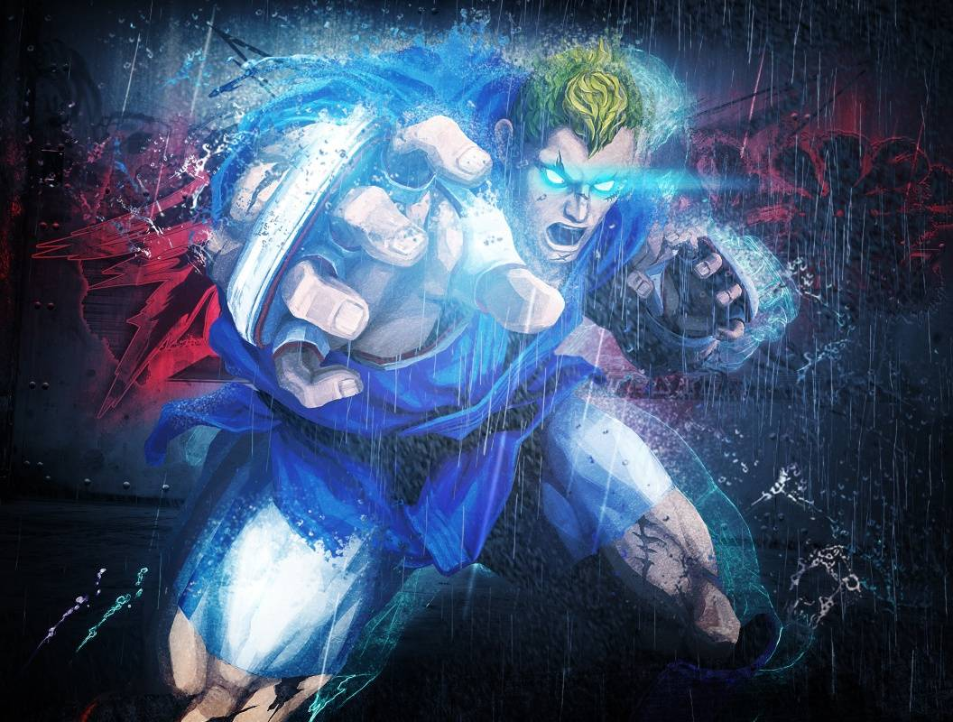 Abel Street Fighter