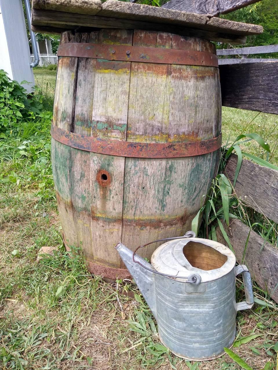 Farm barrel