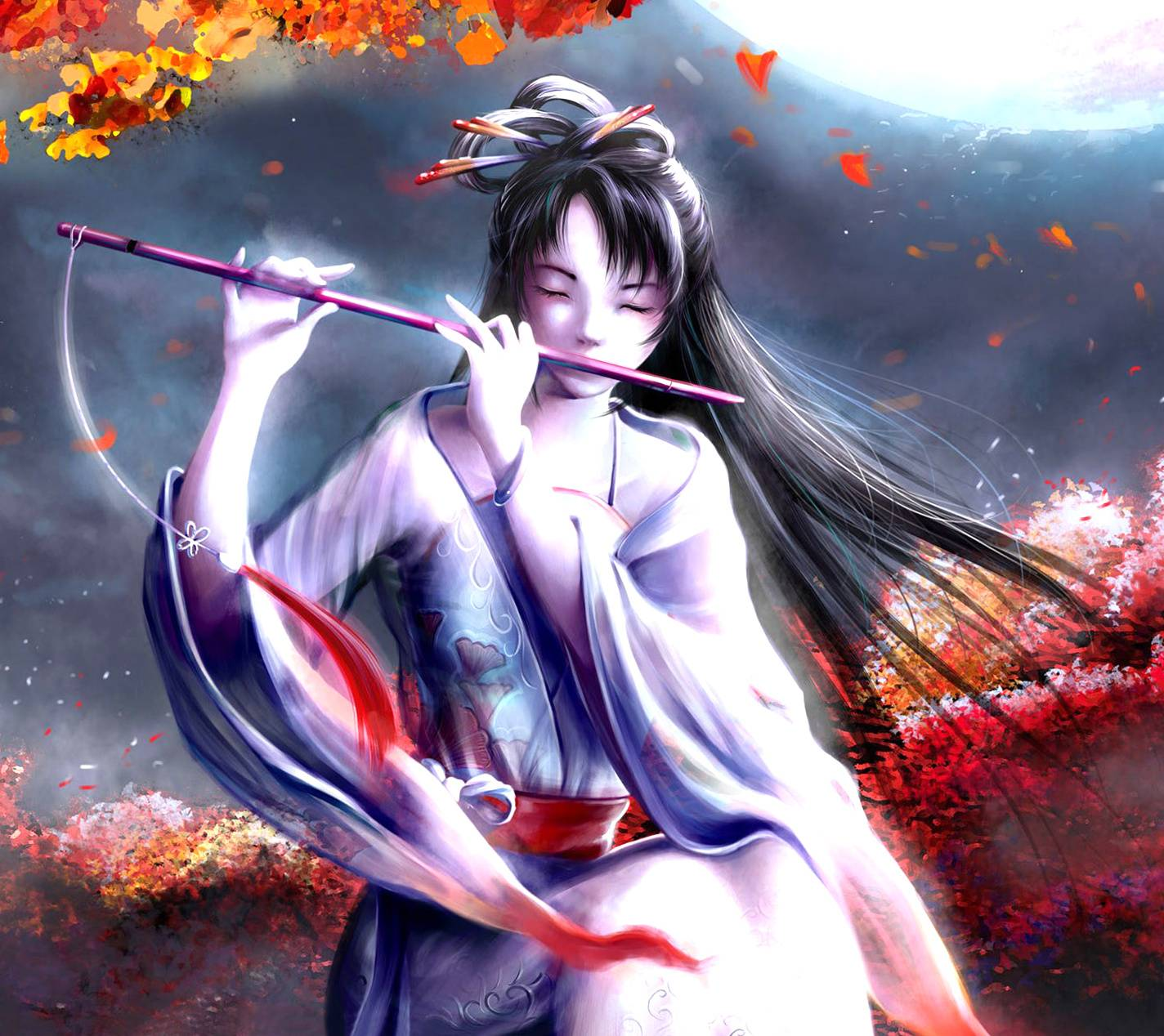 Japan Flaute