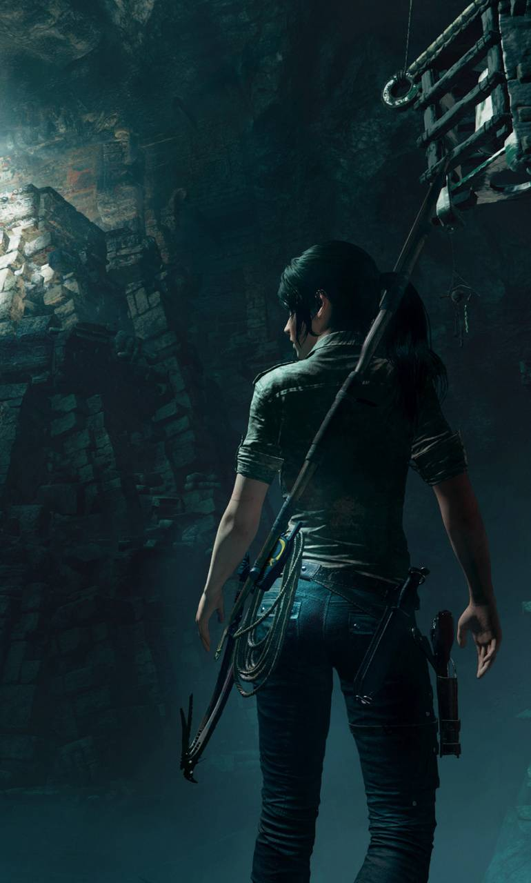 Shadow Tomb Raider Wallpaper By Monil98 42 Free On Zedge