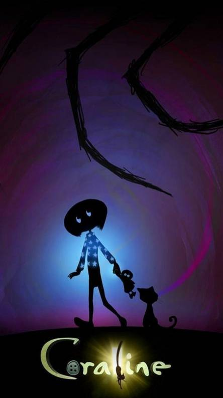 Coraline Wallpapers Free By Zedge