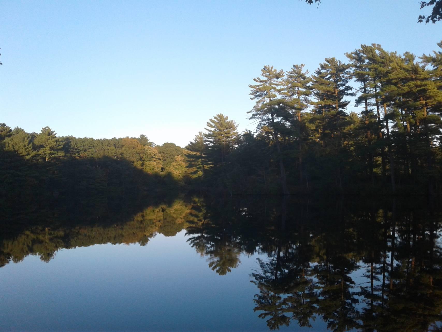 Lake of wisdom