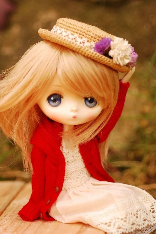 Cute Doll Wallpaper By Veer Vz Ba Free On Zedge