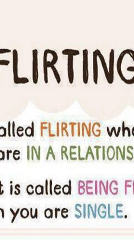 Flirting Reality
