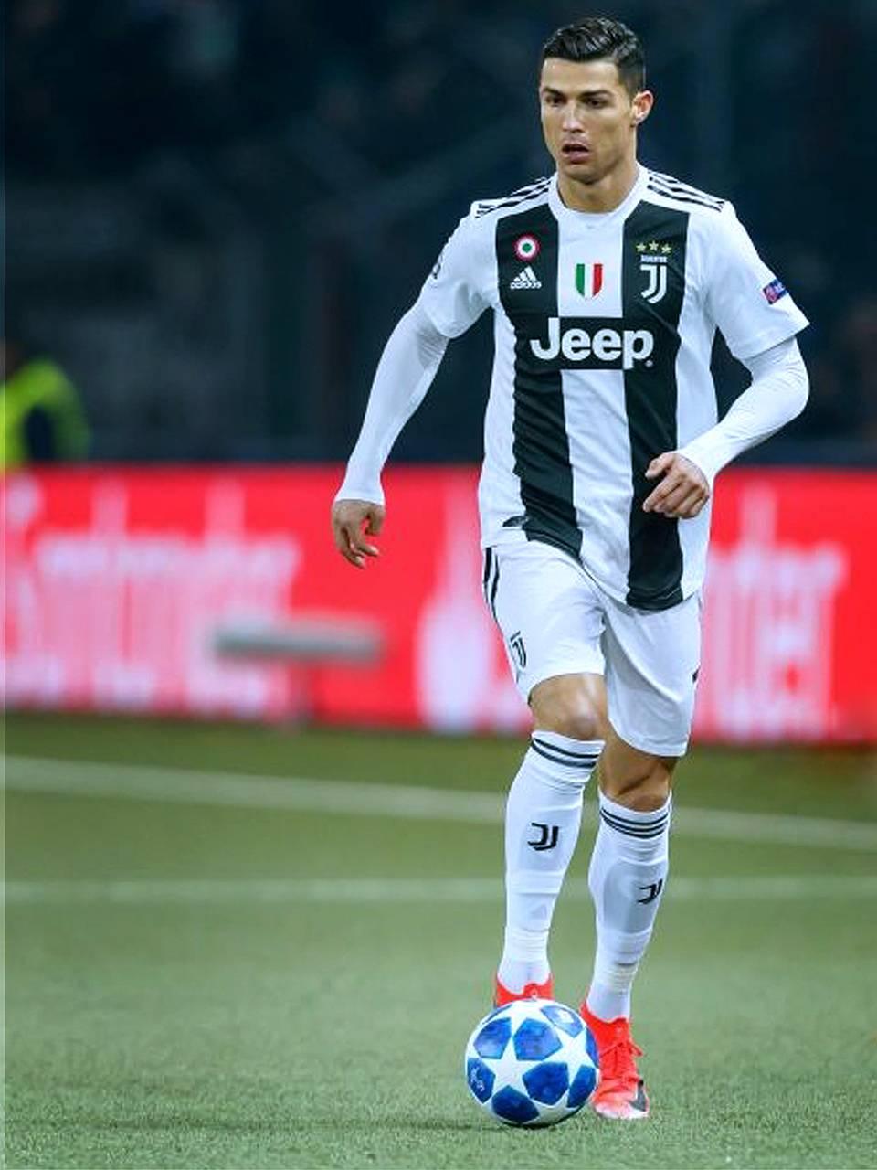 CR7 Juventus Home