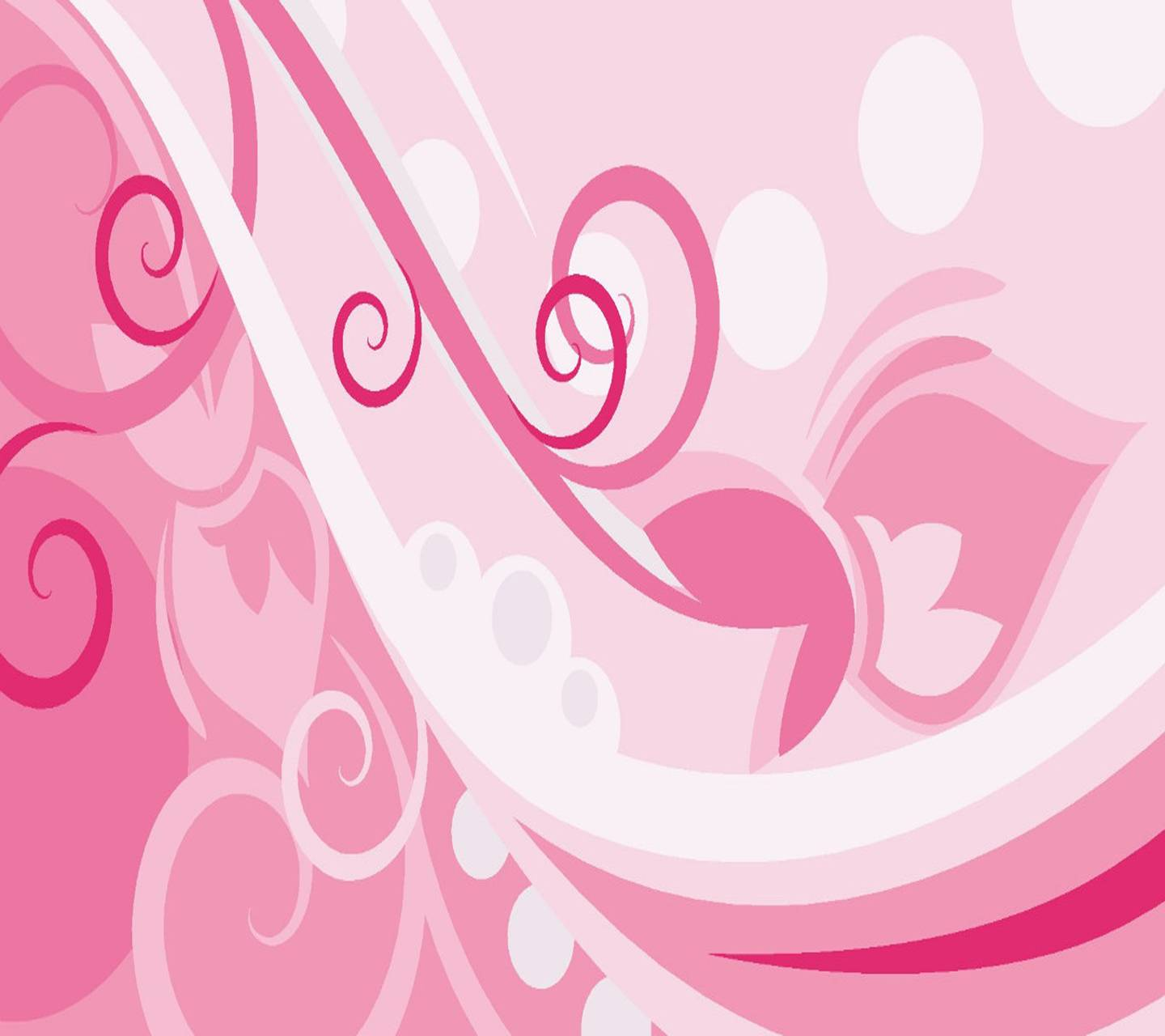 Pink Abstract