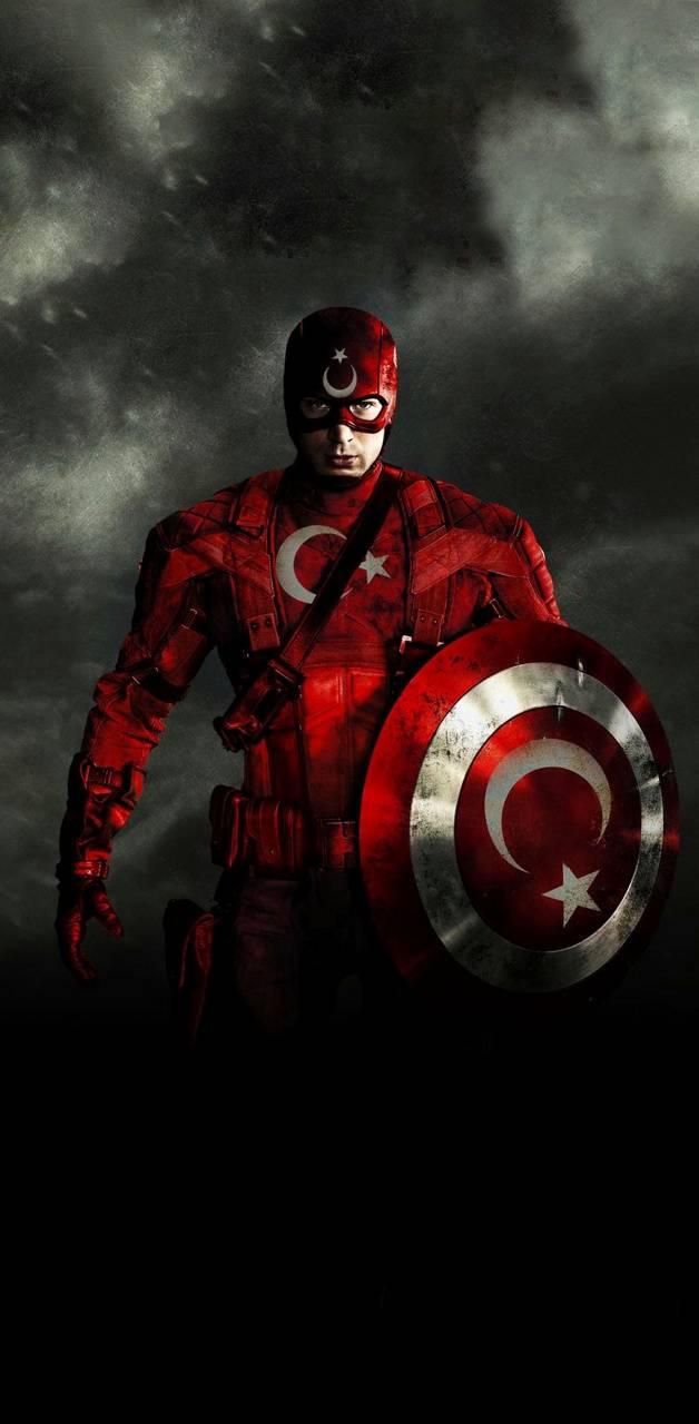 Captain Turkey