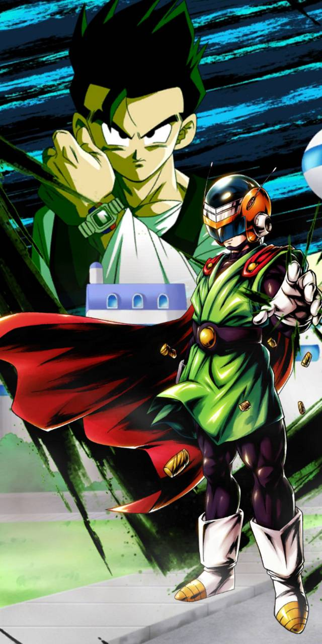 Great Saiyaman 1
