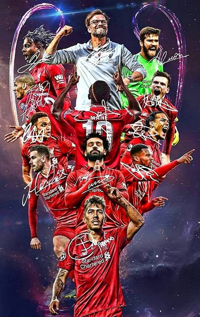 Liverpool FC wallpaper by Mossygang
