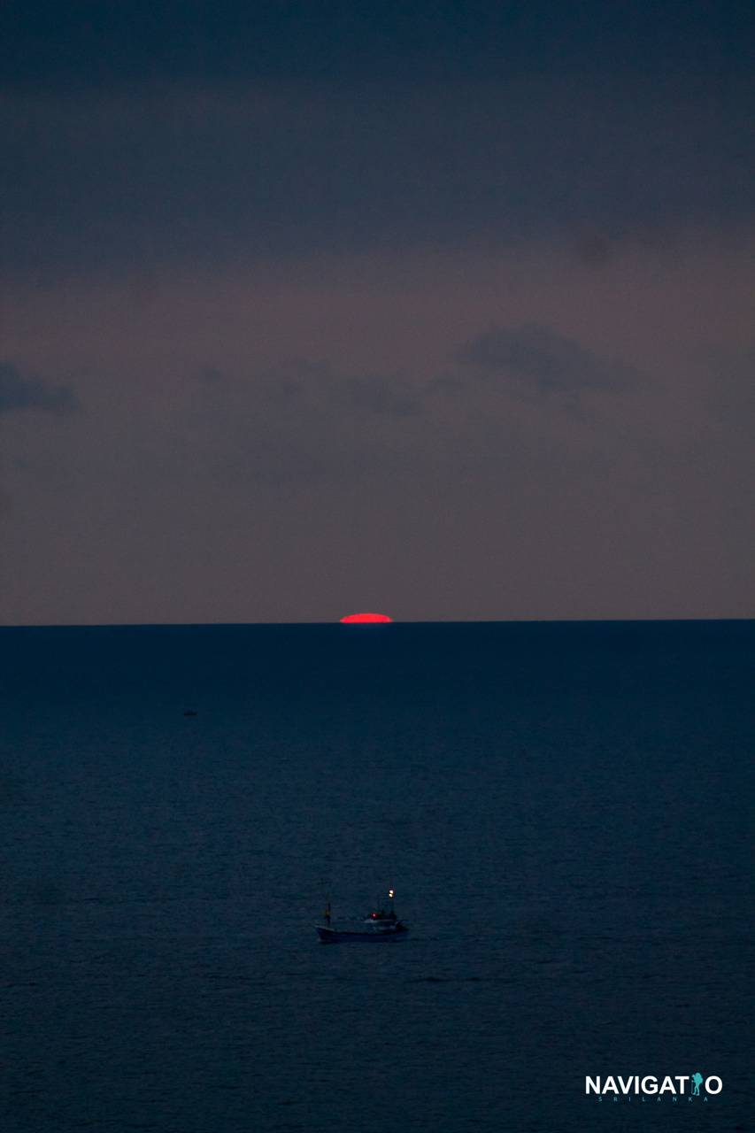 Sun ddown
