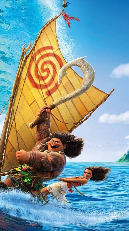Moana characters Ringtones and Wallpapers - Free by ZEDGE™