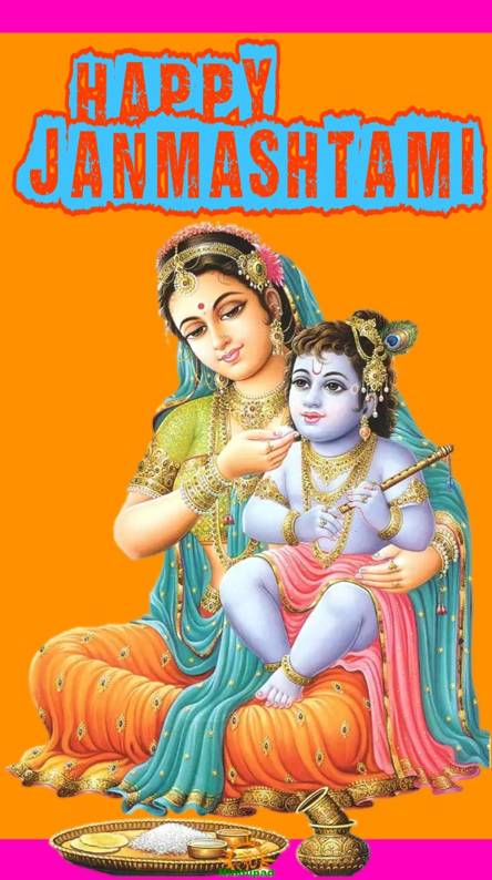 Shri krishna janmashtami Ringtones and Wallpapers - Free by ZEDGE™