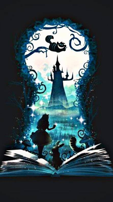 Alice In Wonderland Wallpapers Free By Zedge