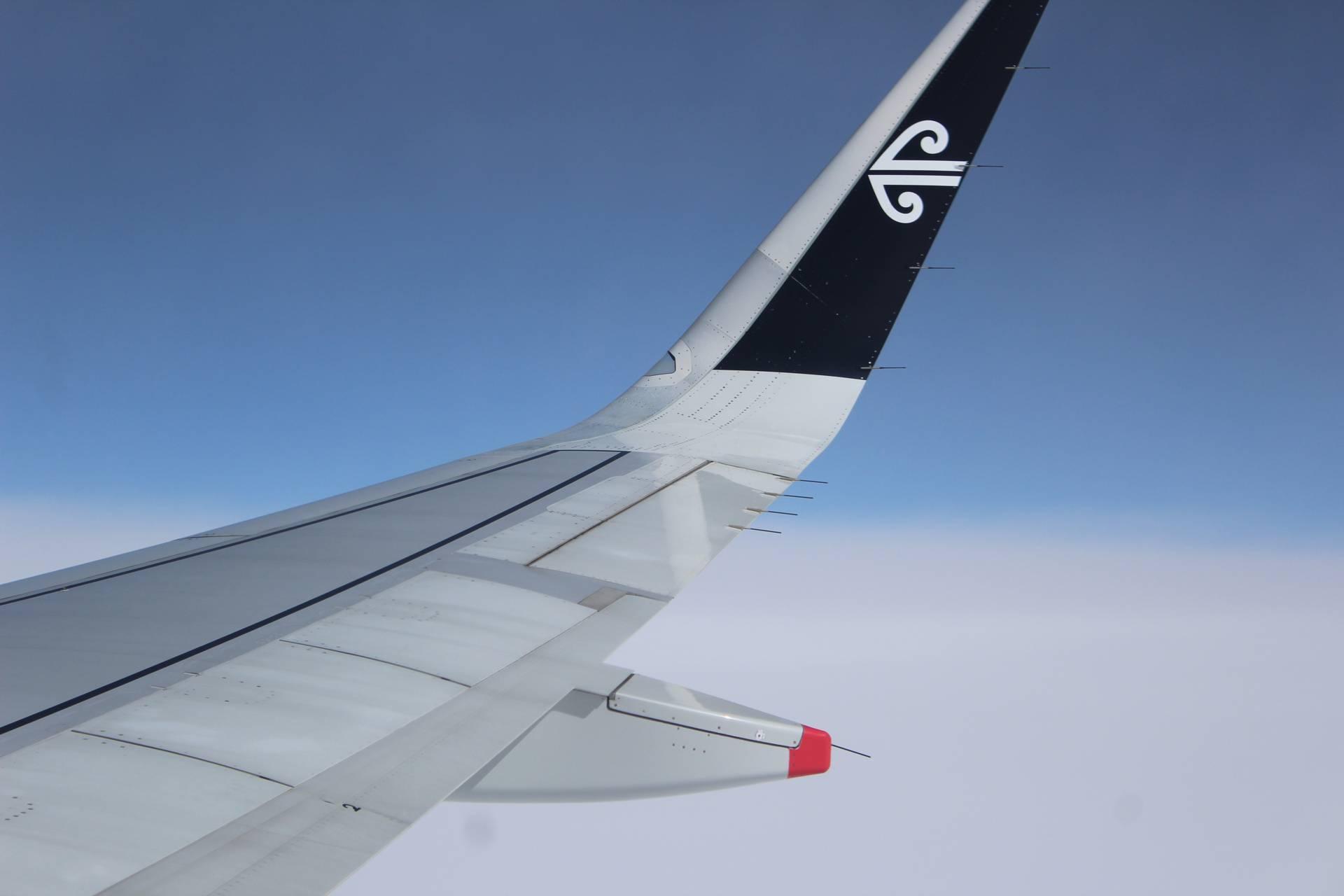 New zealand flight