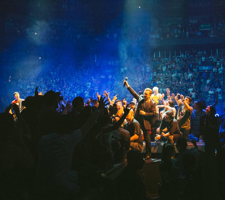 U2 MSG tour
