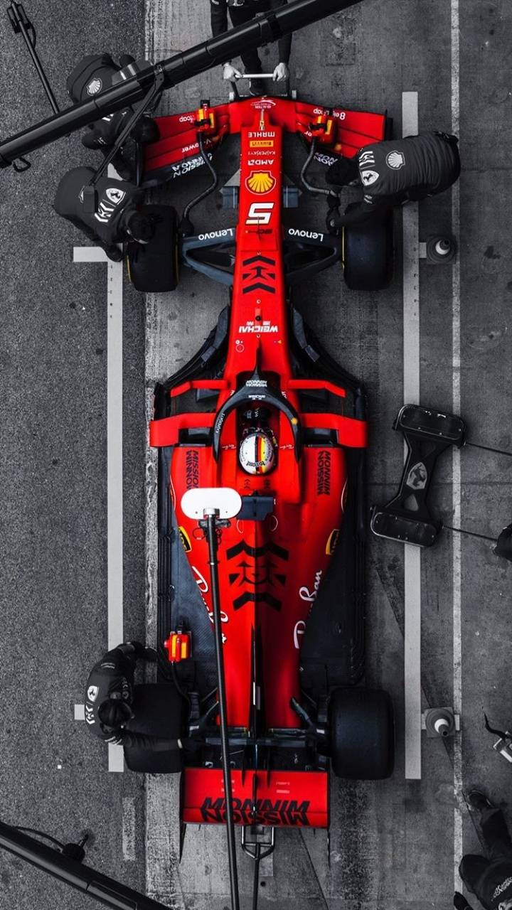 Ferrari Pit Stop wallpaper by Rmz93 - 41 - Free on ZEDGE™