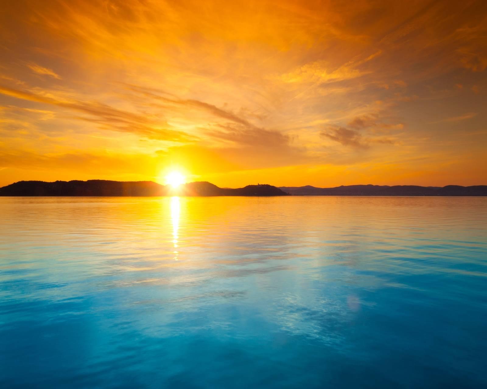 hd sunrise