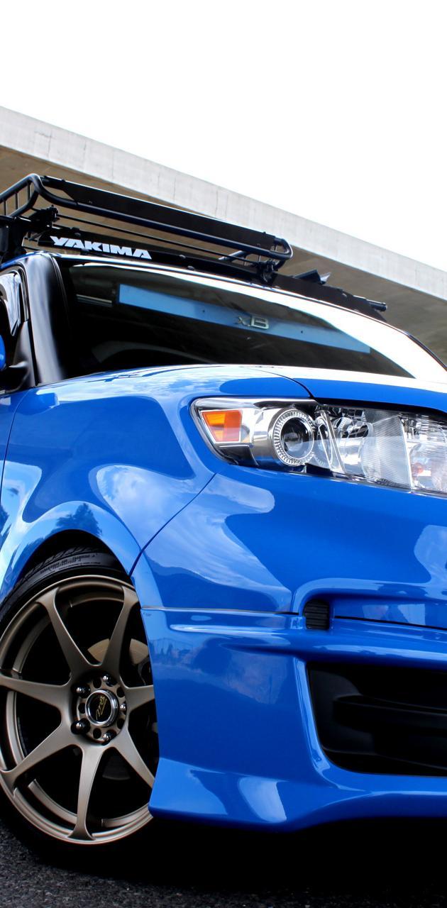 2011 Scion xB RS8