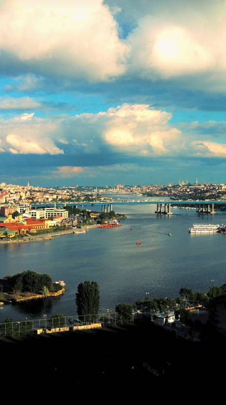istanbul halic