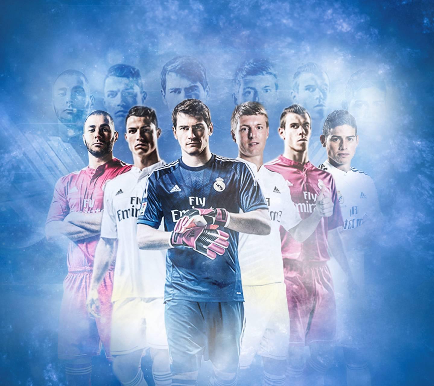 Real Madrid 2014-15