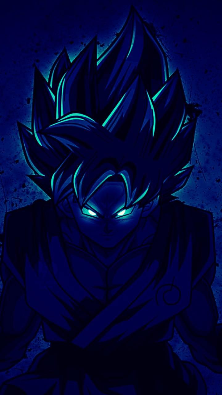Goku God Mode
