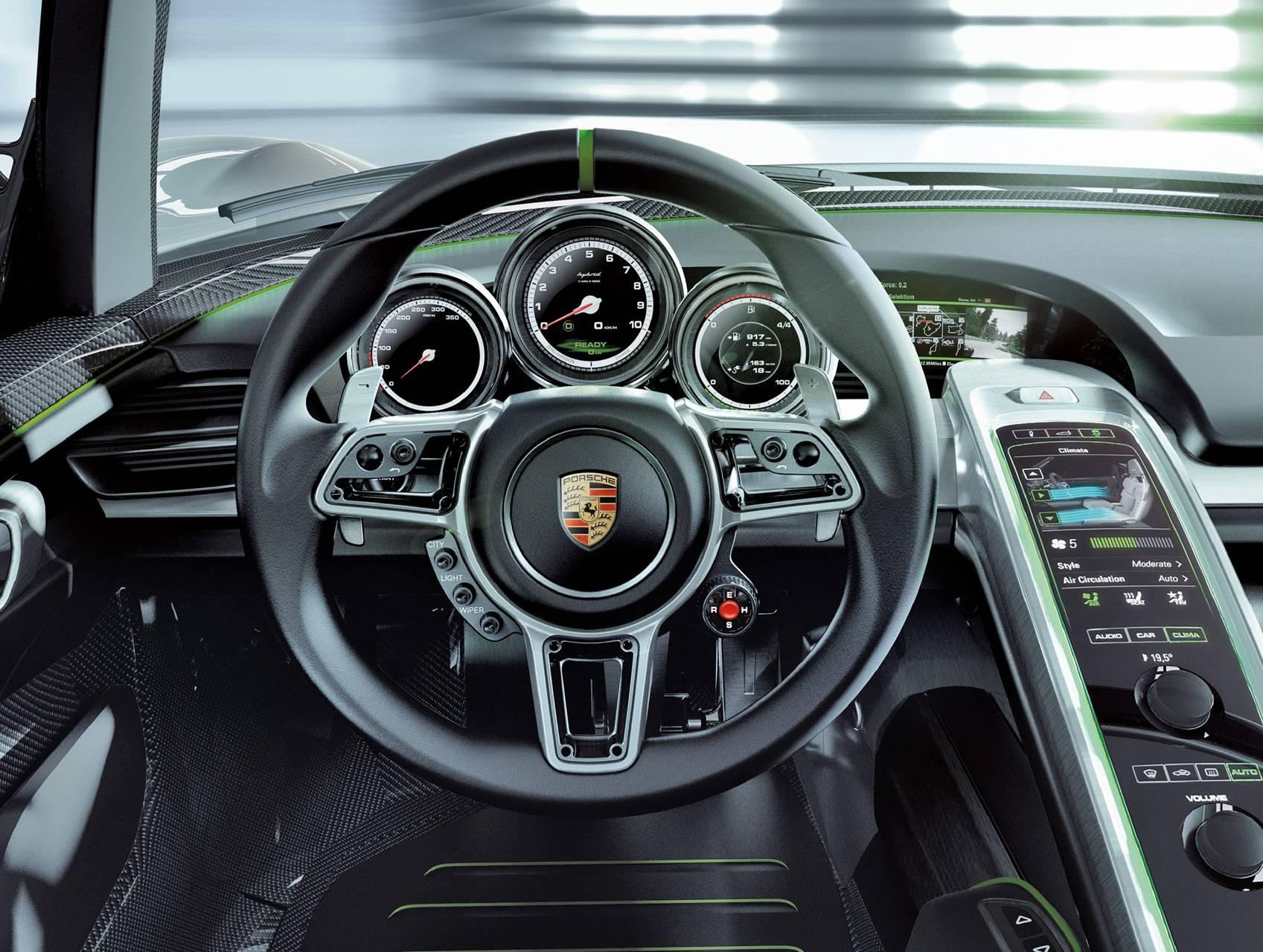 Inside Porsche