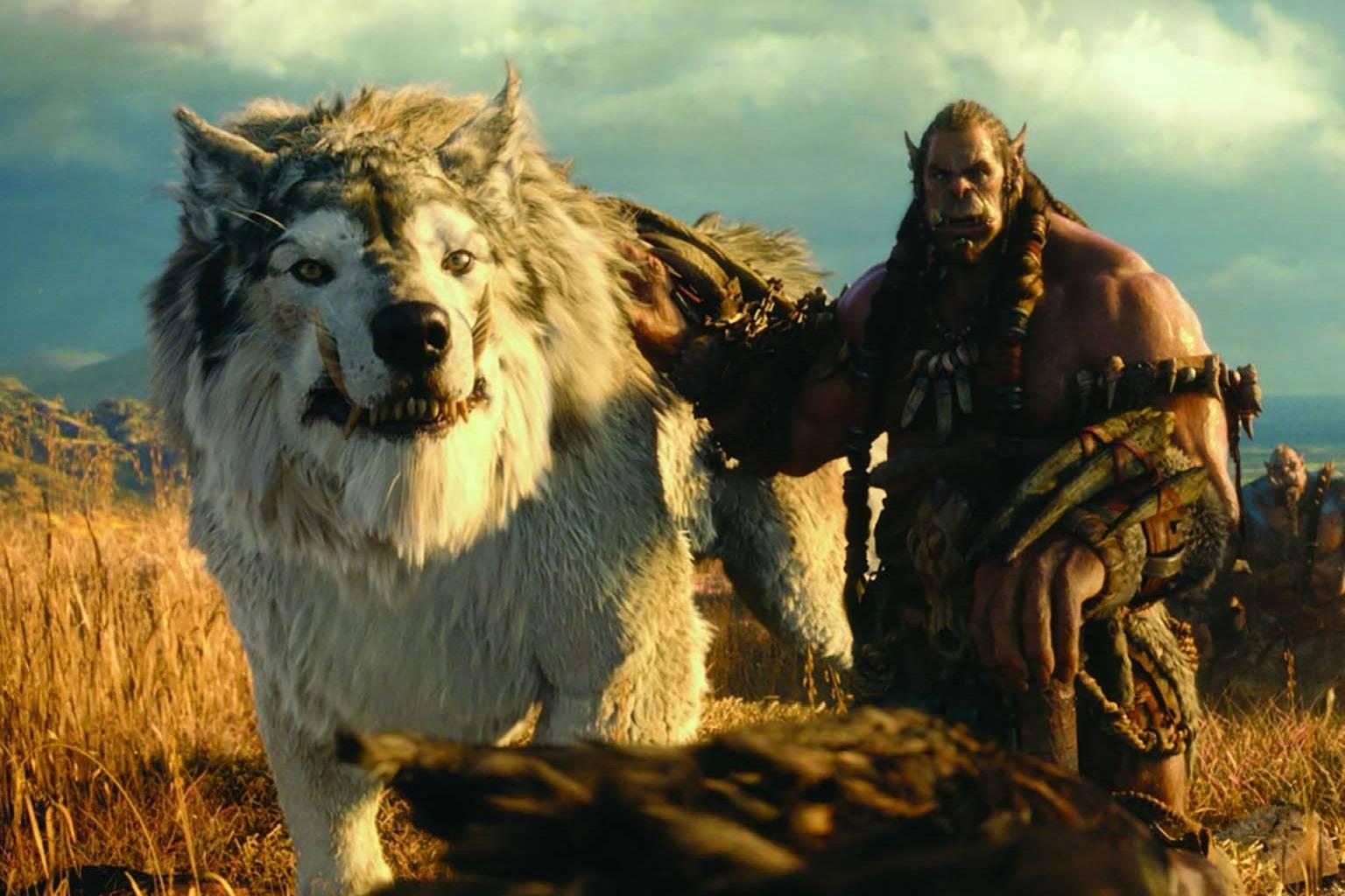 Warcraft Puppy