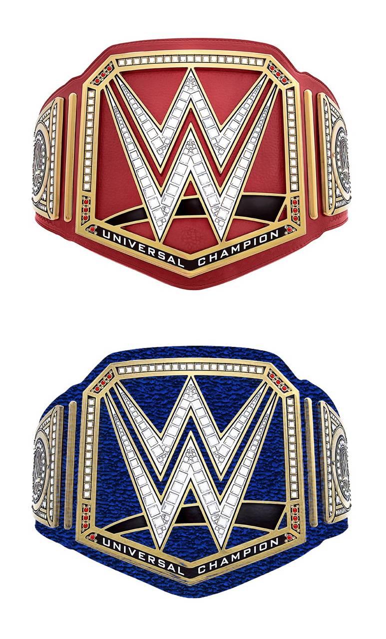 Wwe belts 1
